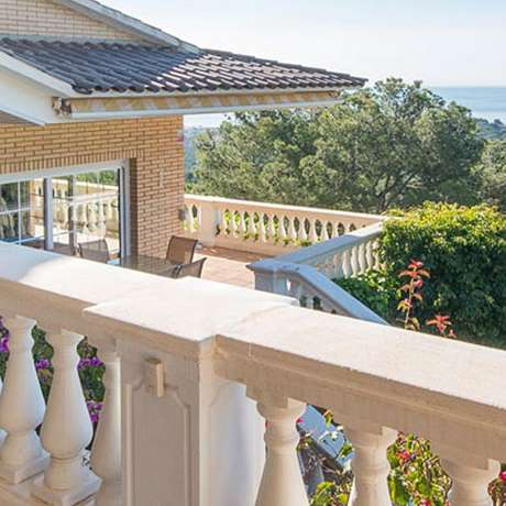 Best houses in Gava and Castelldefels